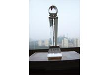 东方昊为-荣耀中国奖杯