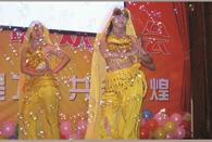 """东方昊为-""""2010年度晚会舞蹈-印度舞"""""""