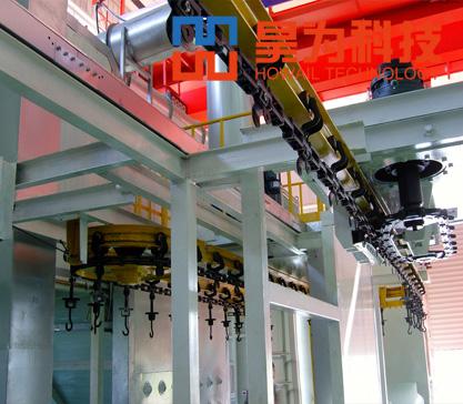 普通悬挂式输送机
