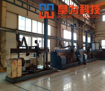 集中式焊烟净化系统