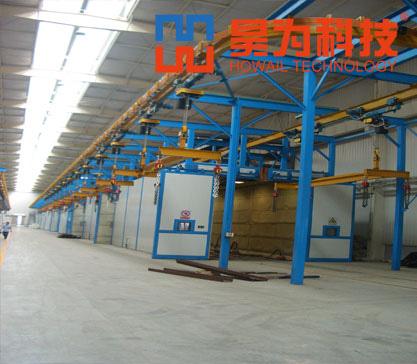 自行葫芦输送系统