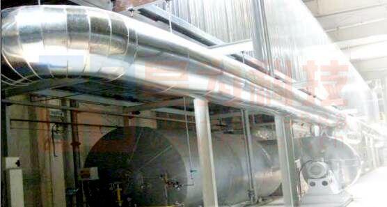 TNT热回收式焚烧系统