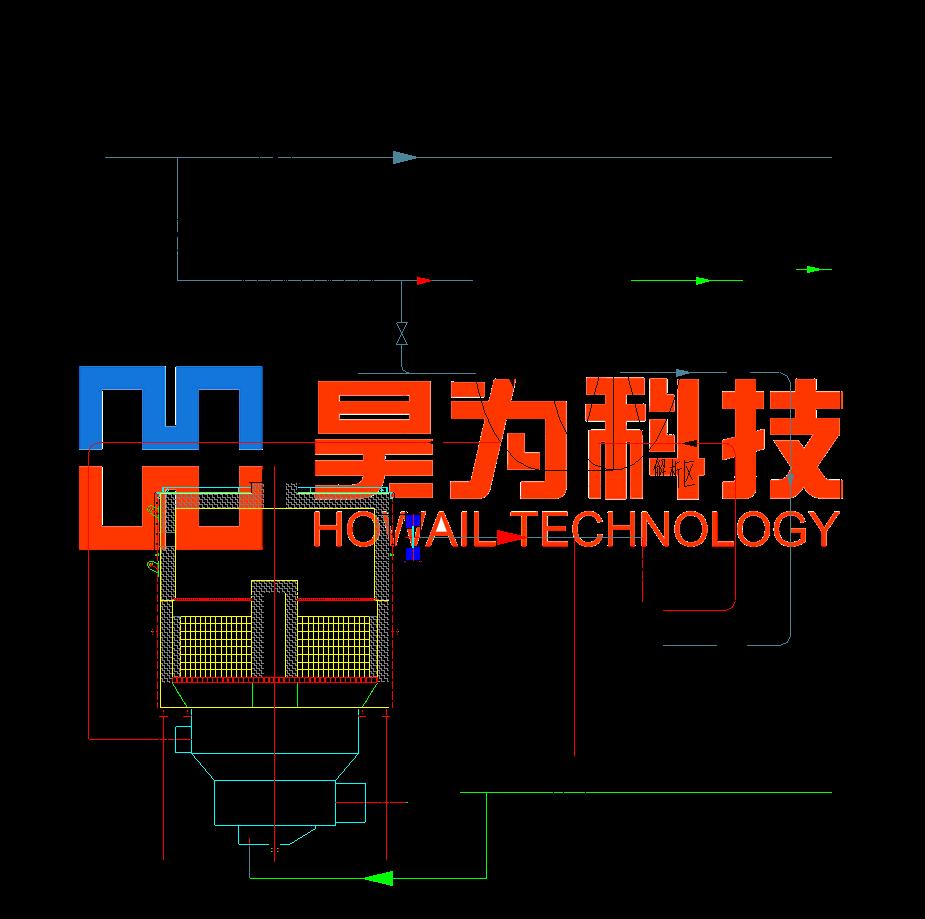 立式转轮吸附+蓄热催化燃烧(RCO)工艺