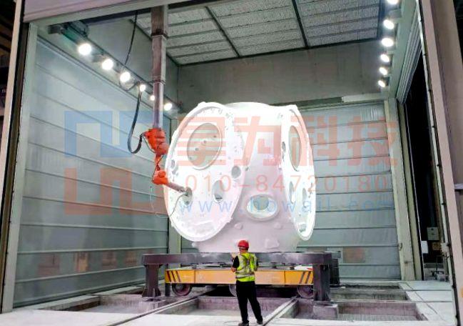 龙门式喷砂喷漆机器人